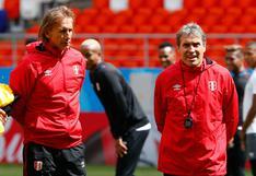 Ricardo Gareca y su comando técnico buscan consenso para renovar con la selección peruana[VIDEO]