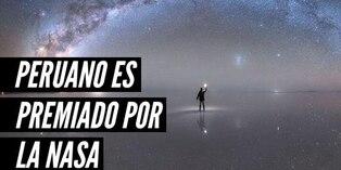 Peruano es premiado por la NASA