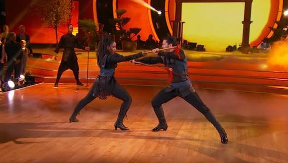 """Normani Kordei sorprende bailando canción de """"Mulan"""" [VIDEO]"""