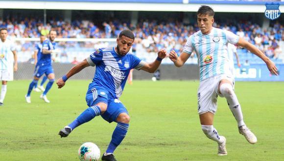 Guayaquil City venció sobre la hora a Emelec y continúa de líder en Ecuador