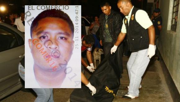 Policía baleado: confirman identidad de uno de los asesinos