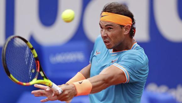Rafael Nadal vs. David Ferrer. (Foto: AP)