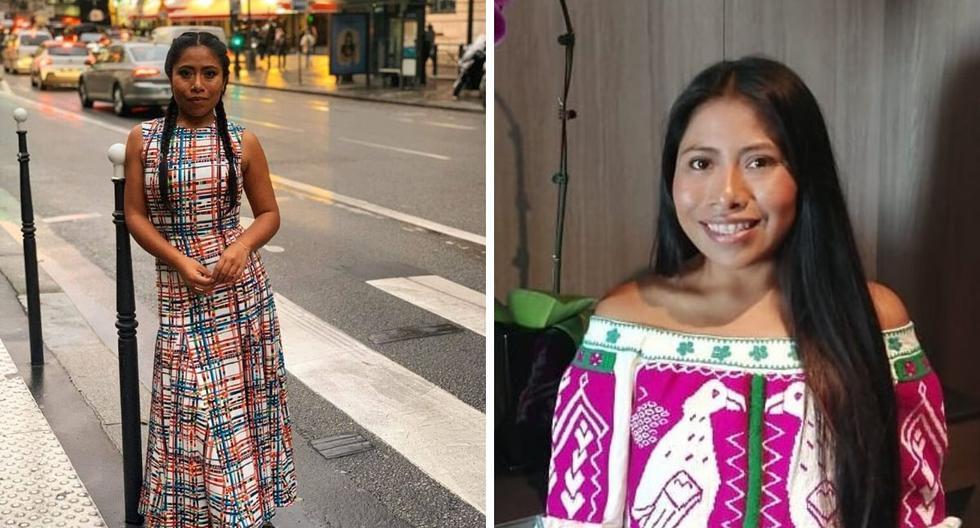 La actriz Yalitza Aparicio mantiene hace meses una relación con un dentista de su país.(@yalitzapariciomtz)
