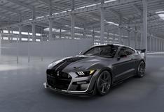 Un Ford Mustang Shelby GT500 2020 será sorteado con fines benéficos