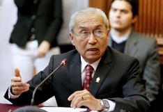 Congreso: Subcomisión debatirá y votará este lunes 21 informe de denuncia relacionada a Pedro Chávarry