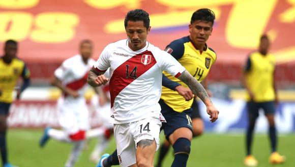 Perú vs. Ecuador: jugaron por las Eliminatorias Qatar 2022 | Foto: Selección peruana