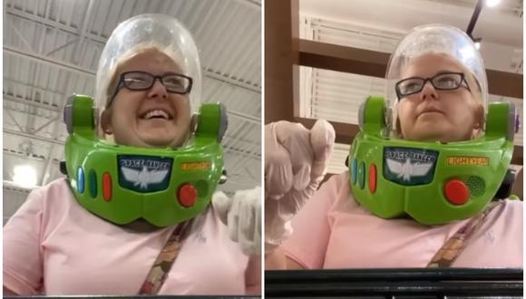 A través de Facebook, la mujer decidió dar a conocer su curioso caso al mismo tiempo que intentó concientizar sobre el uso de mascarillas o elementos para poder prevenir contagios de covid-19. (Foto: Facebook/Kelly Hogan Painter)