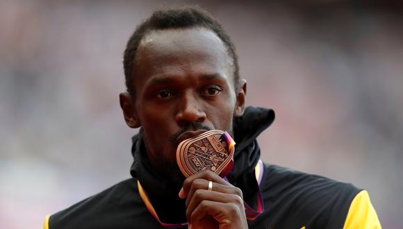 Este miércoles Usain Bolt visitará el nuevo Estadio de Atletismo donde se realizarán las competencias de Lima 2019. (Foto: Reuters)