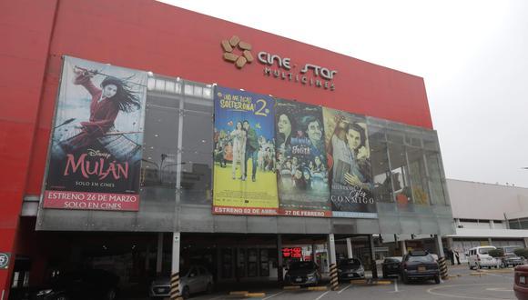 Cinestar abrió sus puertas el lunes 12 de julio. (Foto: GEC)