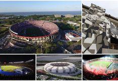 Copa América 2020: Conoce las 9 sedes que albergarán los partidos del máximo torneo continental