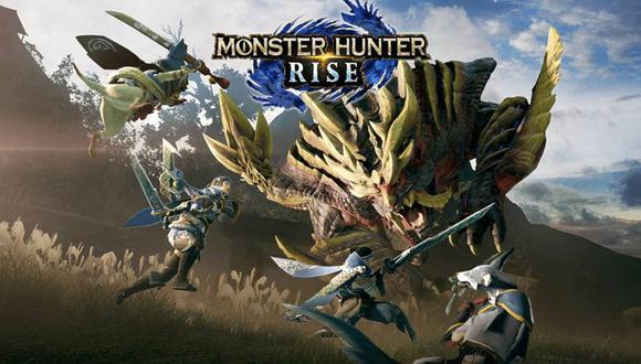Monster Hunter Rise es un videojuego de rol de acción desarrollado por Capcom. (Difusión)