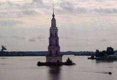 """La historia de la """"Atlántida soviética"""", las ciudades de la antigua URSS que fueron inundadas por orden de Stalin"""