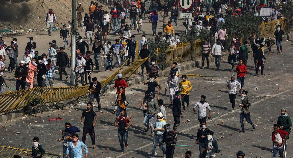 El texto busca dar la nacionalidad a inmigrantes irregulares de países vecinos pero excluye a los musulmanes, según sus críticos, que han respondido con manifestaciones masivas. (Foto: Reuters)