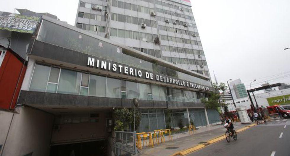 Midis acepta renuncia de viceministra de Prestaciones Sociales