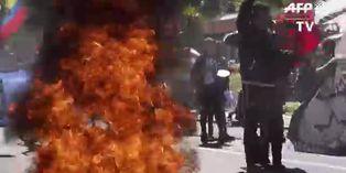 Coronavirus: protestas en Ecuador por medidas del gobierno en medio de la pandemia