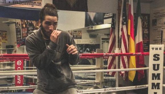 Nico Ali Walsh, nieto de Muhammad Ali, debutará a nivel profesional. (Foto: Instagram)