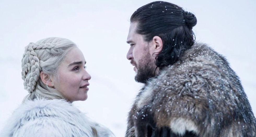 Game of Thrones estrenó, en HBO y HBO HD, el primer capítulo de la octava y última temporada. El Juego de Tronos 8x01 abrió con grandes reencuentros y una revelación que podría cambiar la historia de la serie. (Foto: HBO)