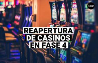 Fase 4 de reactivación económica: apertura de teatros y casinos