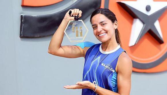 Mat Álvarez ha sido campeona en muchas disciplinas desde pequeña (Foto: Instagram)