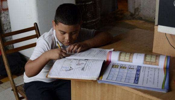 Los estudiantes venezolanos irán incorporándose a sus actividades en los distintos niveles a lo largo de septiembre. (Foto: Getty Images)