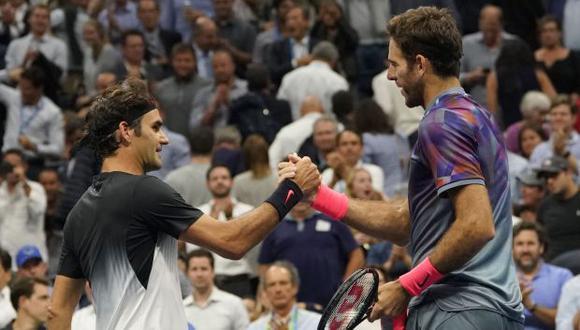 Juan Martín Del Potro aparecerá en una semifinal de Grand Slam por primera vez desde Wimbledon 2013. El oponente será Nadal. (Foto: AFP)