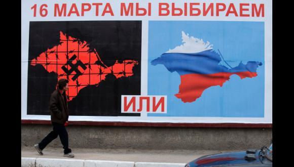 Independencia de Crimea: Así reaccionaron EE.UU. y Rusia