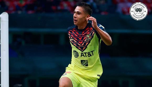 América enfrentó al Necaxa por el Apertura 2021 de la Liga MX 2021