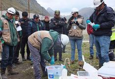 Fiscalía de Huánuco investiga presunta contaminación de lagunas con relaves