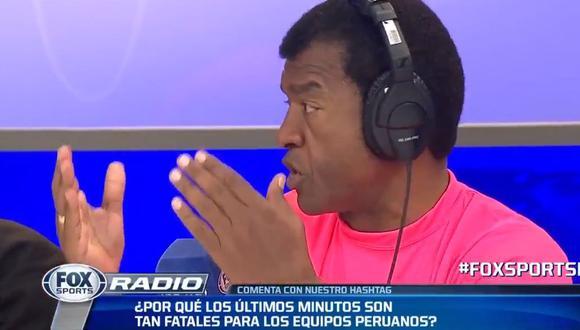 Julio César Uribe explicó el error de Dulanto y la eliminación de Real Garcilaso | VIDEO. (Foto: Captura de pantalla)