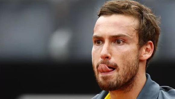 Gulbis, el mujeriego confeso que destaca en Roland Garros