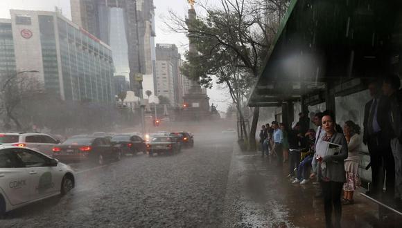 Para el Estado de México se pronostica una temperatura máxima de 22 a 24°C y mínima de 0 a 2°C. (Foto: AP)