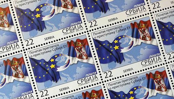Serbia inició históricas negociaciones para entrar a la UE