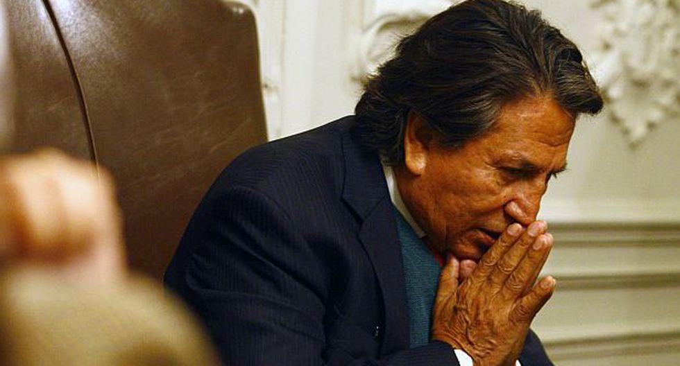 Fiscalía investiga a Alejandro Toledo por lavado de activos