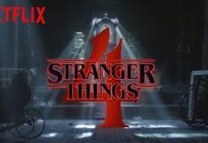 """""""Stranger Things"""": Netflix lanza nuevo avance de la temporada 4"""