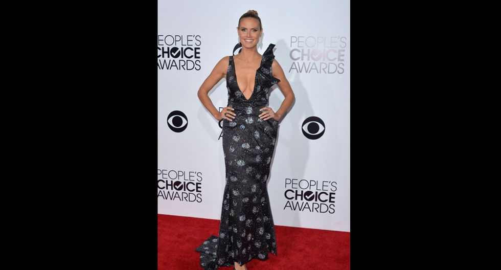 People's Choice Awards: el glamour de la alfombra roja  [FOTOS] - 7