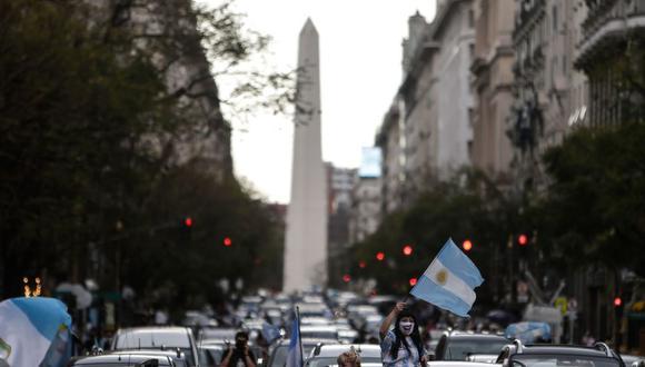 Sepa aquí a cuánto se cotiza el dólar en Argentina este miércoles 11 de noviembre de 2020. (Foto: EFE)
