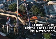 Accidente en la línea 12 del metro en México: Conozca la controvertida historia esta obra