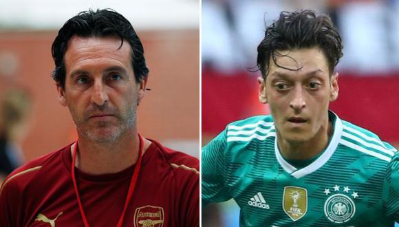 El entrenador del Arsenal respalda al volante. (Foto: AFP)