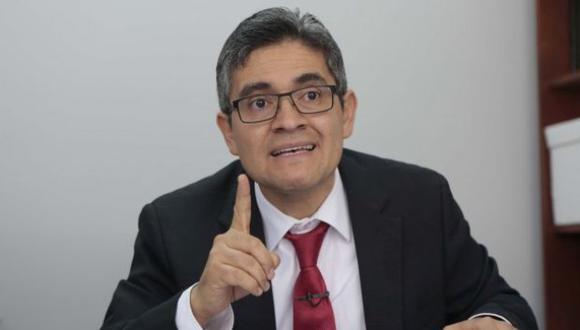 José Pérez investiga a Fujimori Higuchi por presunto lavado. (Foto: El Comercio)