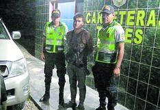 Tumbes: extranjero es detenido cuando pretendía fugar con camioneta robada