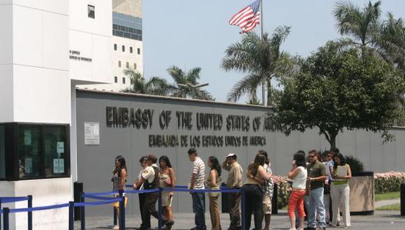 Embajada de EE.UU. no se pronunciará sobre informes de García