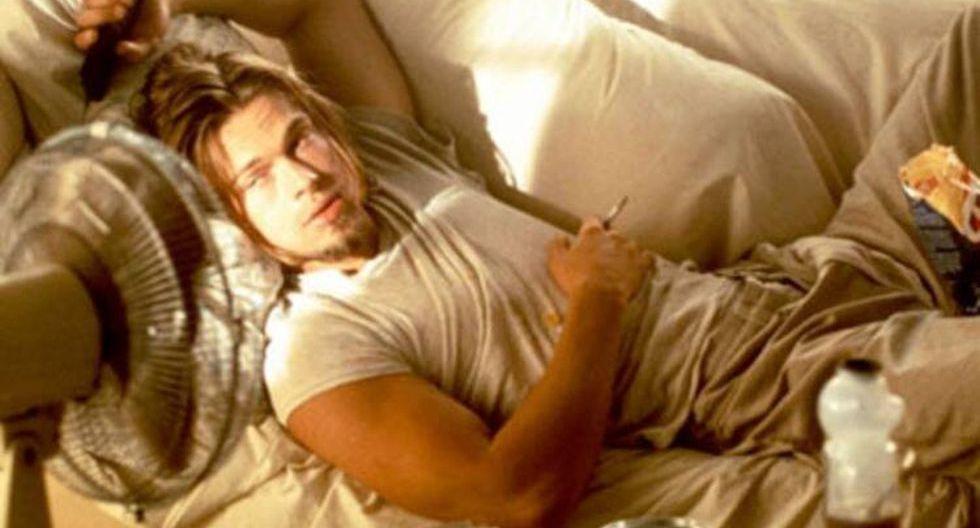 """Pitt también recibió la atención por una breve aparición en la película de culto """"True Romance"""", donde interpretó al personaje Floyd. (Foto: Difusión)"""