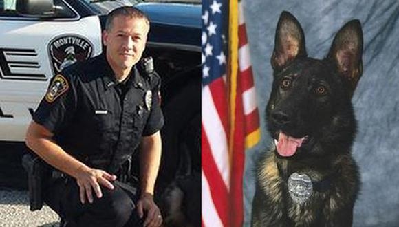 EE.UU.: Multan a policía por dejar que perro muriera de calor