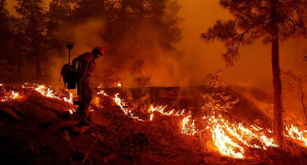 At least 8 missing in the area affected by the Dixie fire, the third largest in California history