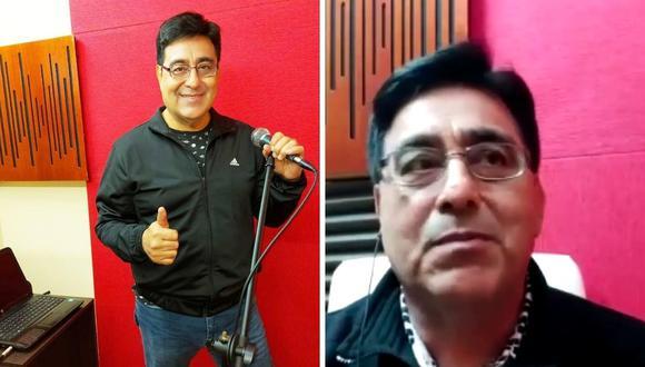 Lucho Paz señaló que al tener enfermedades preexistentes sintió mucho miedo cuando se enteró que tenía coronavirus. (Foto: Captura de pantalla / América TV / Instagram: @luchopazoficial).