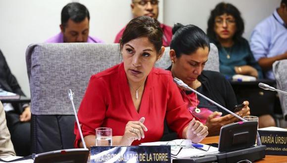 Salazar aseguró que demostrará que no tiene responsabilidad sobre un presunto nepotismo. (Foto: GEC)