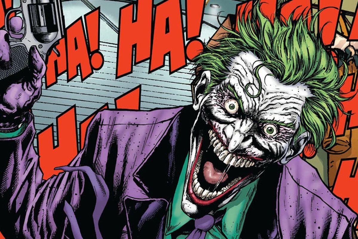 Resultado de imagen de joker comic