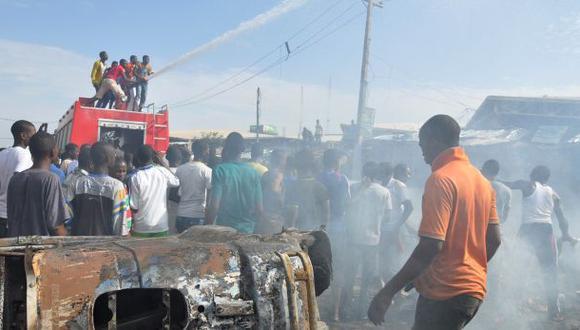 Nigeria: Doble atentado suicida deja al menos 35 muertos