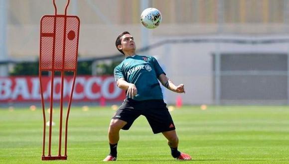 Real Madrid puso la mira sobre Paulo Dybala