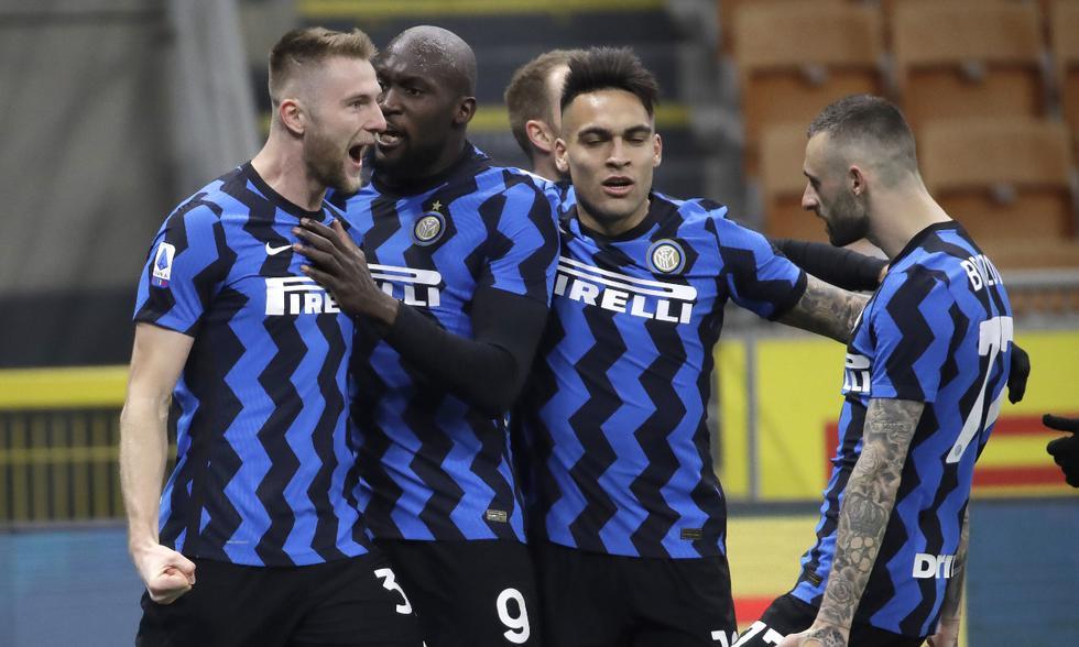 Inter de Milán vs. Atalanta: las imágenes del partido por la Serie A | Foto: AP